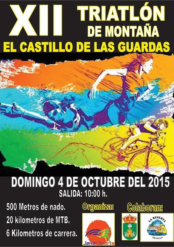Carrera XII Triatlón de Montaña Castillo de las Guardas