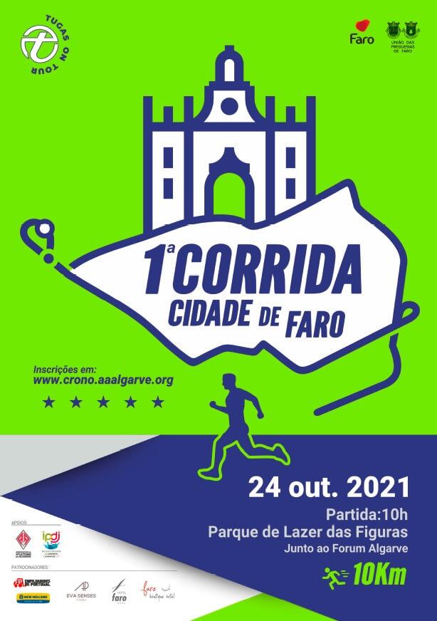 1ª Carrera Ciudad de Faro