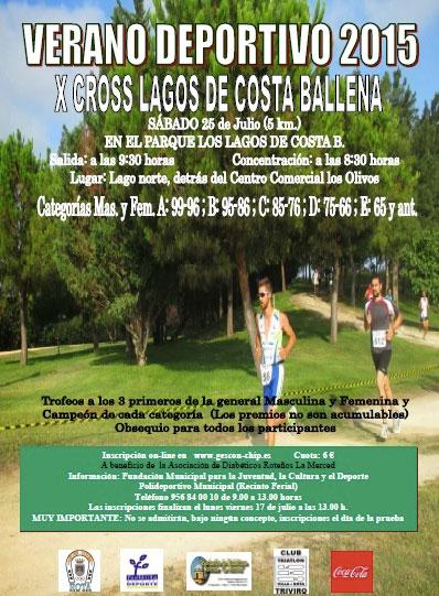 X Cross Lagos de Costa Ballena