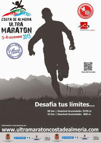 Carrera Ultra Maratón Costa de Almería 2015