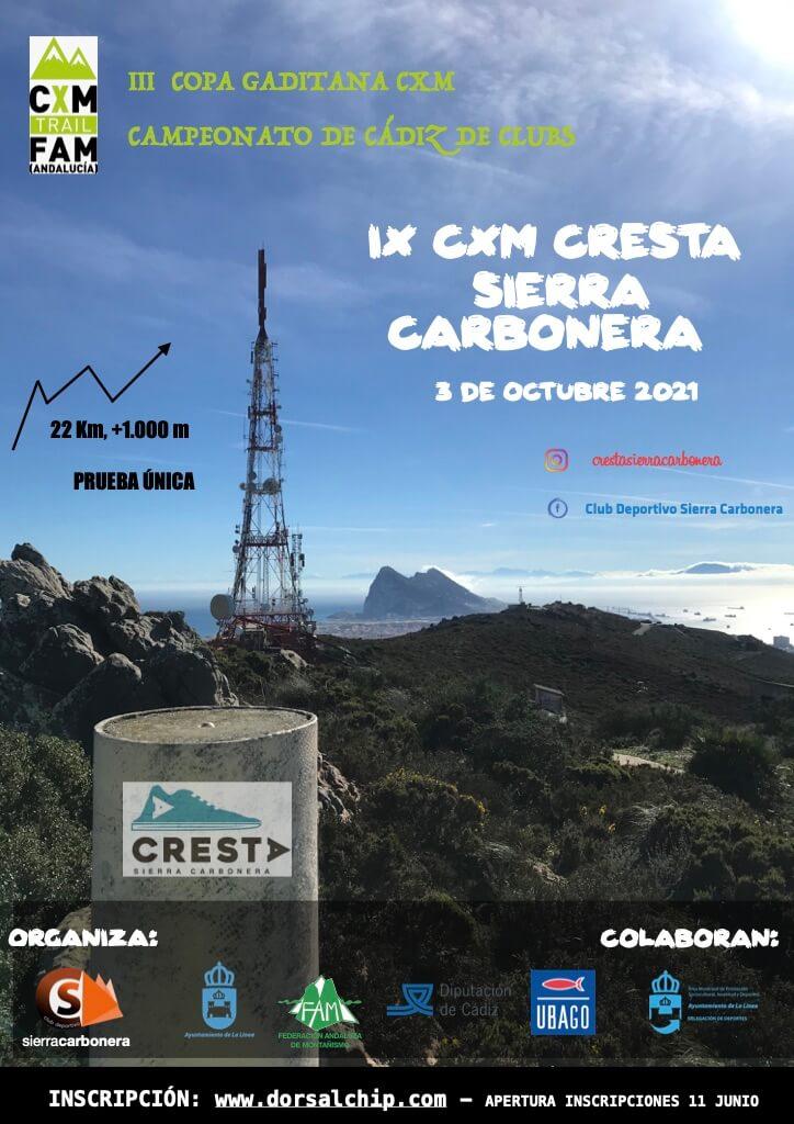9ª Cresta de Sierra Carbonera