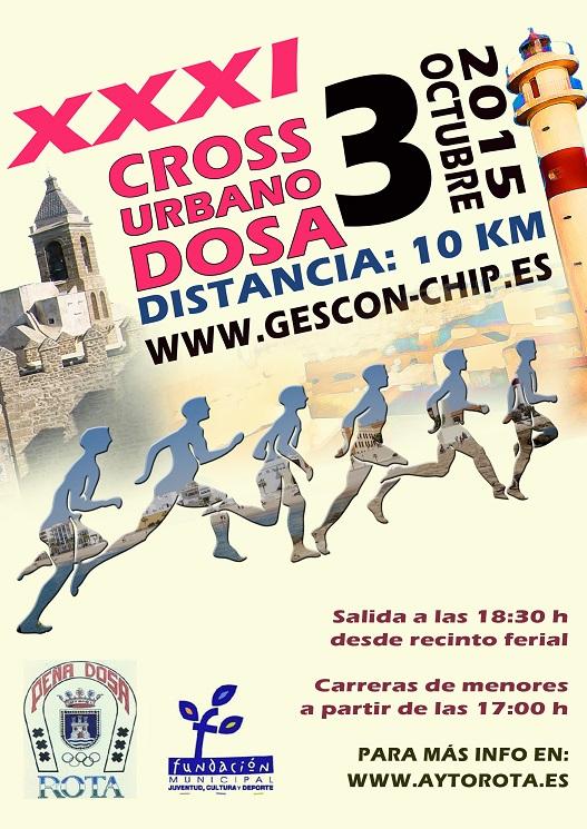 XXXI Cross Urbano Peña Dosa