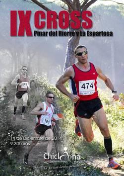 Carrera IX Cross Pinar del Hierro y la Espartosa
