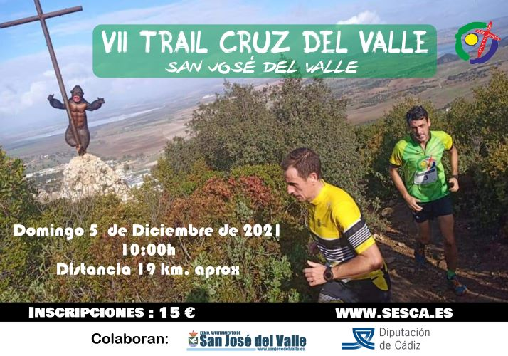 VII Trail Cruz del Valle