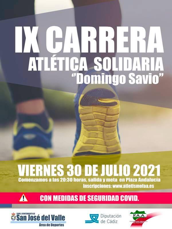 IX Carrera Solidaria Domingo Savio
