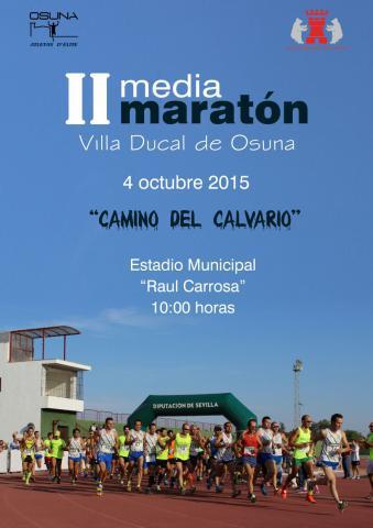 Carrera II Media Maratón Villa Ducal de Osuna