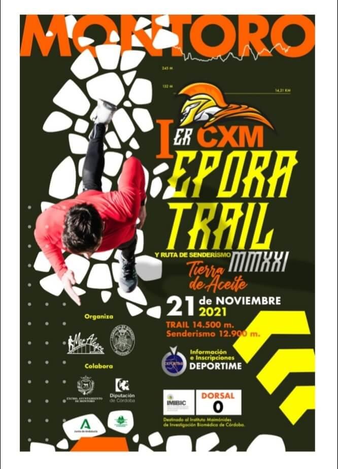 I EPORA Trail MMXXI Tierra de Aceite