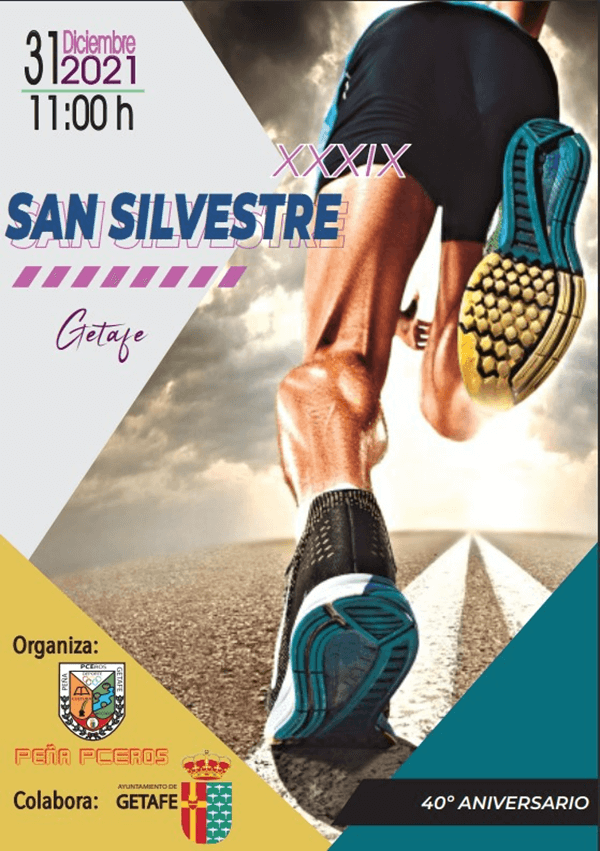 XXXIX San Silvestre de Getafe