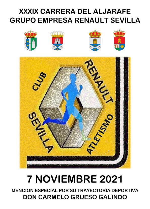 XXXIX Carrera Renault del Aljarafe