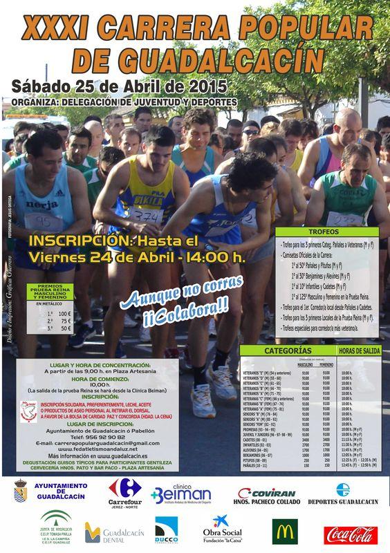 XXXI Carrera Popular de Guadalcacín