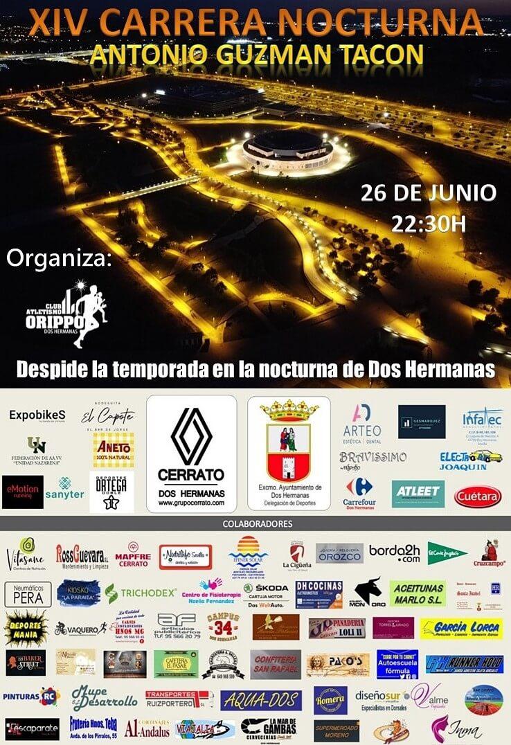 XIV Carrera Nocturna Antonio Guzmán Tacón