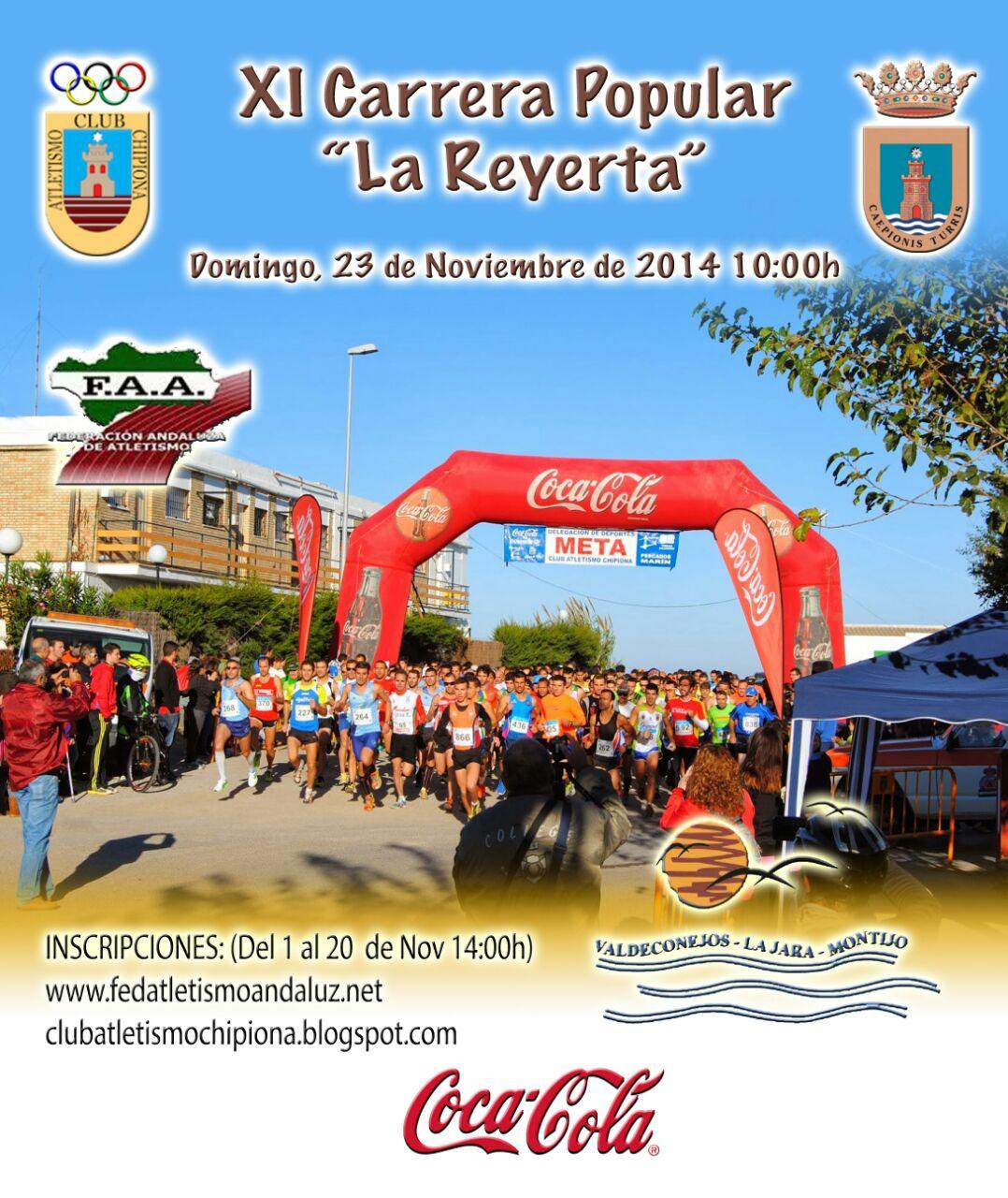 Carrera XI Carrera Popular La Reyerta