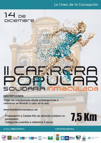 Carrera II Carrera Popular Solidaria Inmaculada