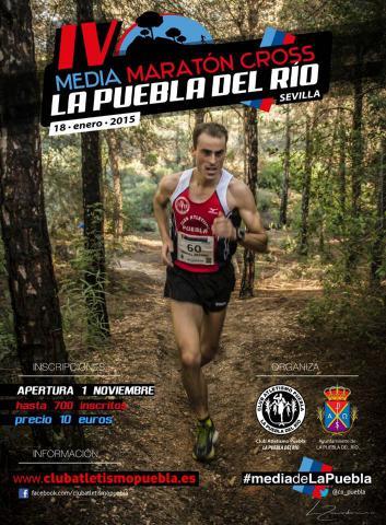 Carrera IV Media Maratón Cross La Puebla del Río