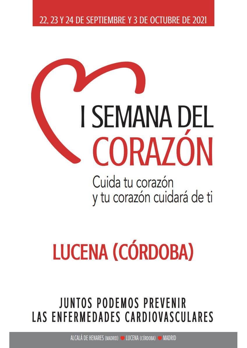 I Carrera del Corazón Ciudad de Lucena
