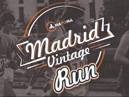 Madrid Vintage Run