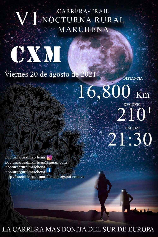 VI Carrera-Trail Nocturna Rural Marchena