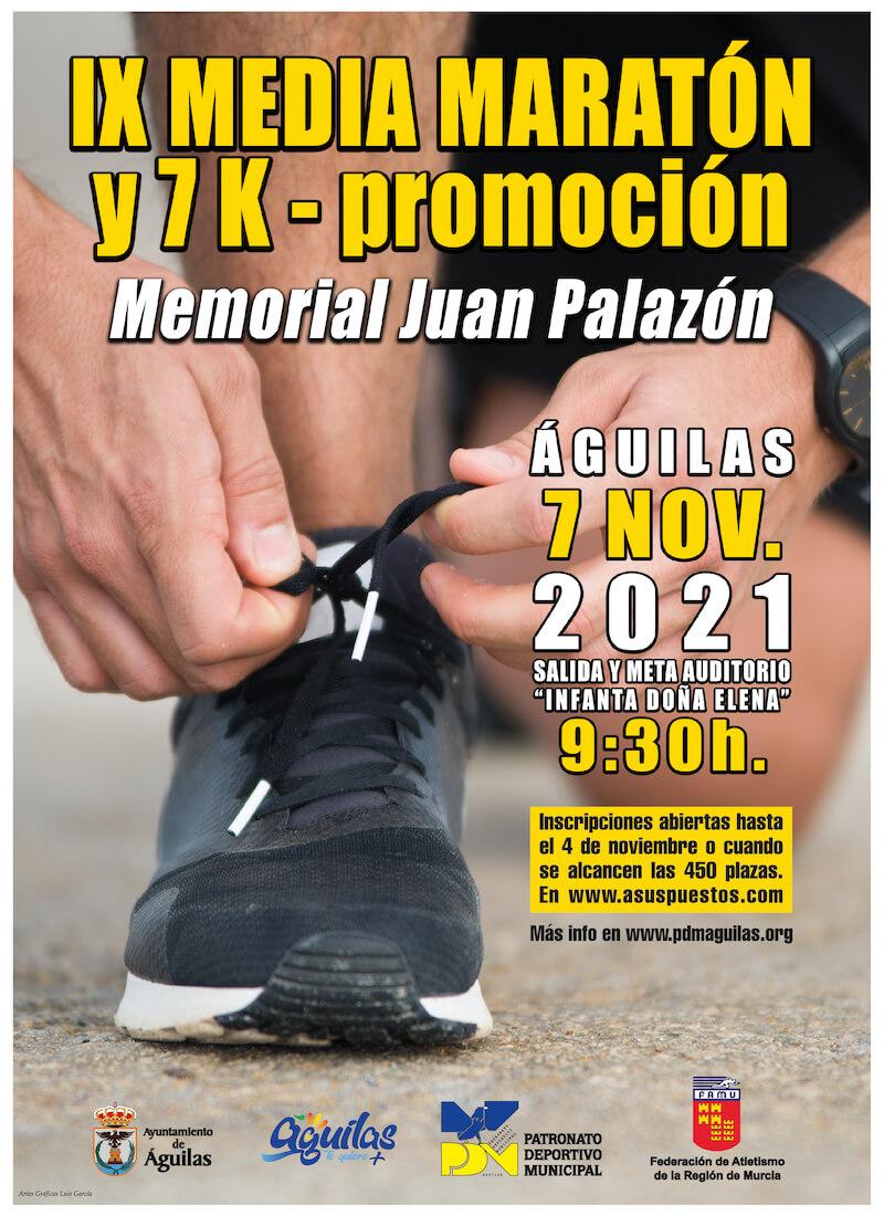 IX Media Maratón Ciudad de Águilas