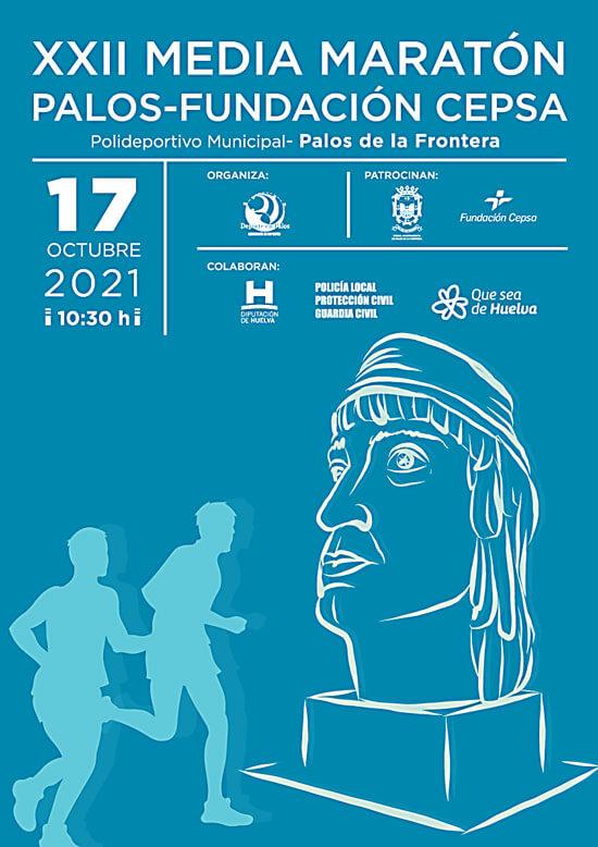 XXII Media Maratón Palos de la Frontera Fundación CEPSA