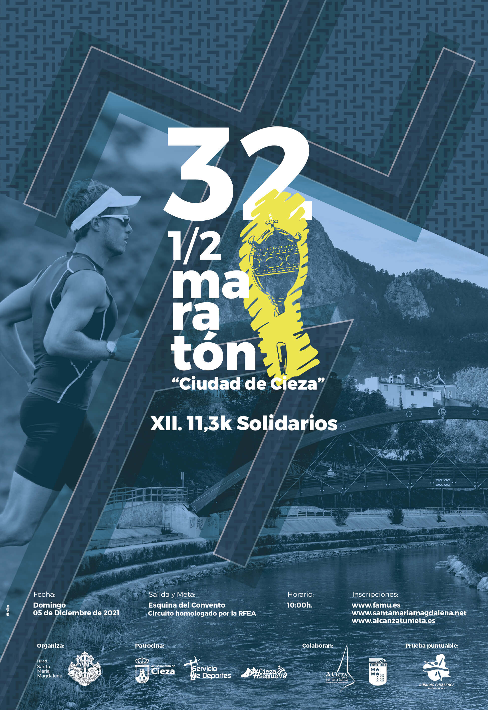XXXII Media Maratón Ciudad de Cieza