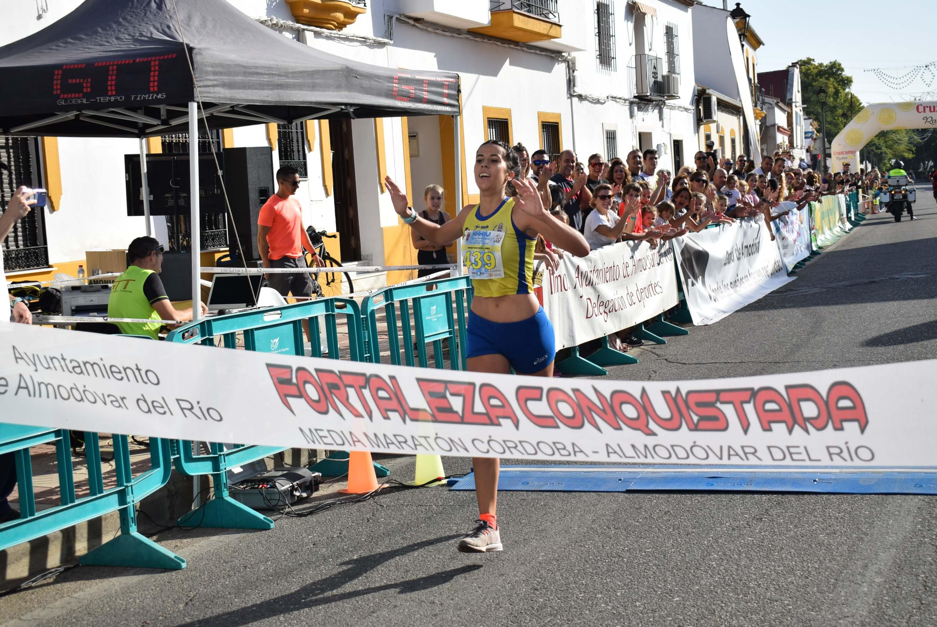XXXV Media Maratón Córdoba Almodovar del Río