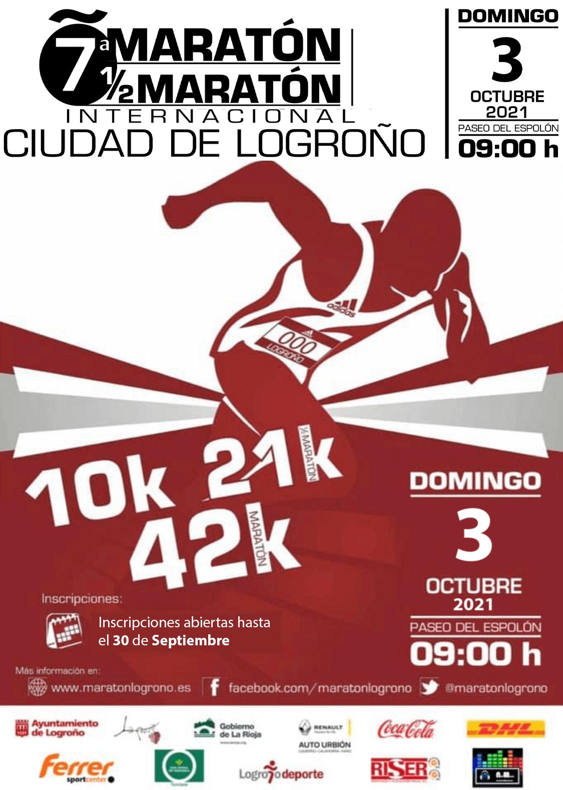 VII Maratón de Logroño