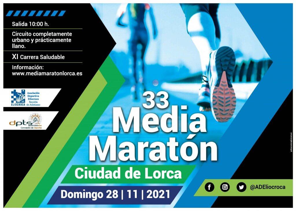 XXXIII Media Maratón Ciudad de Lorca