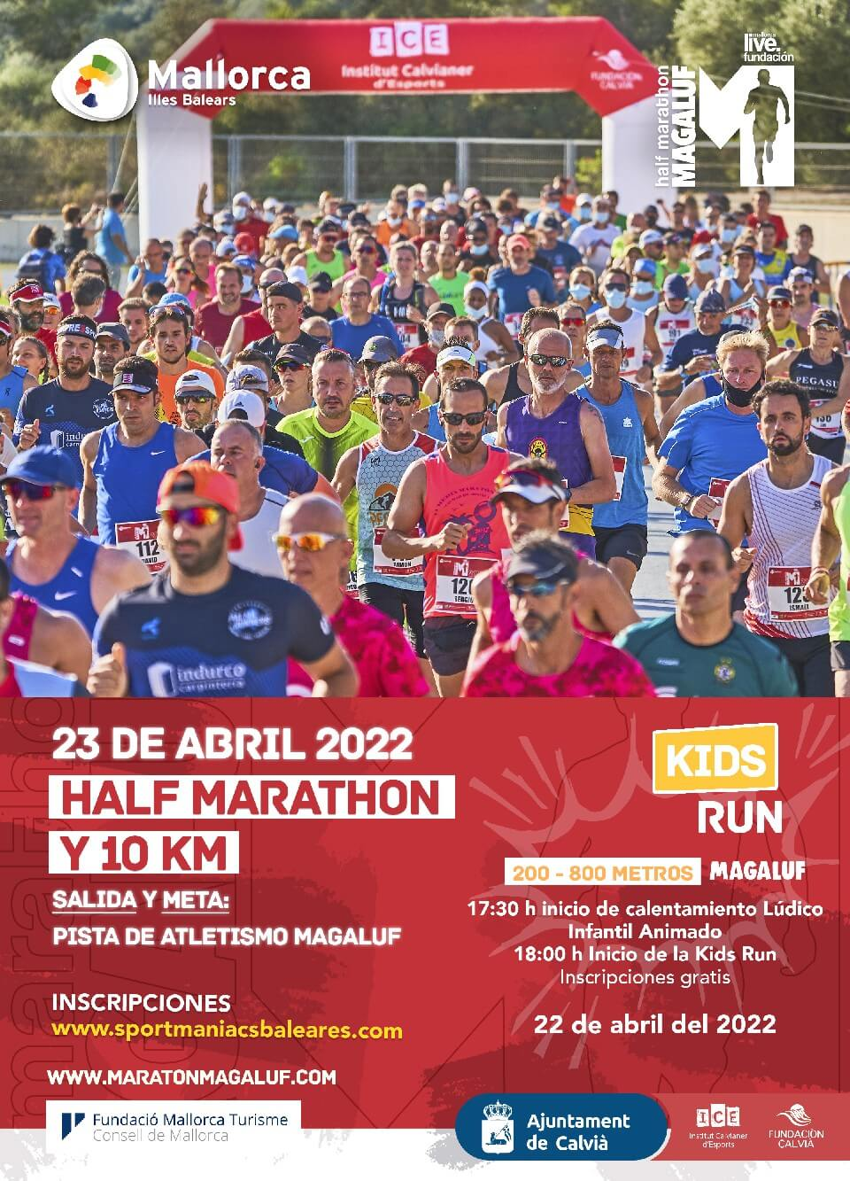 Half Marathon Magaluf