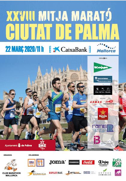 28ª Caixabank Media Maratón Ciudad de Palma