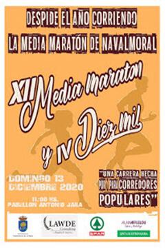 XII Media Maratón Navalmoral de la Mata