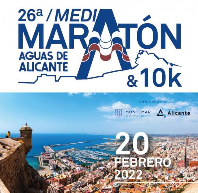 26 Media Maratón Aguas de Alicante