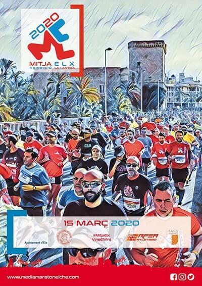 48 Media Maratón Internacional de Elche