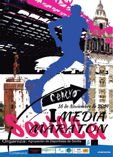I Media Maratón de Sevilla