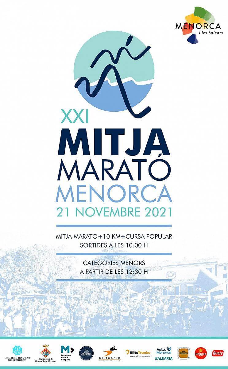 XXI Media Maratón de Menorca