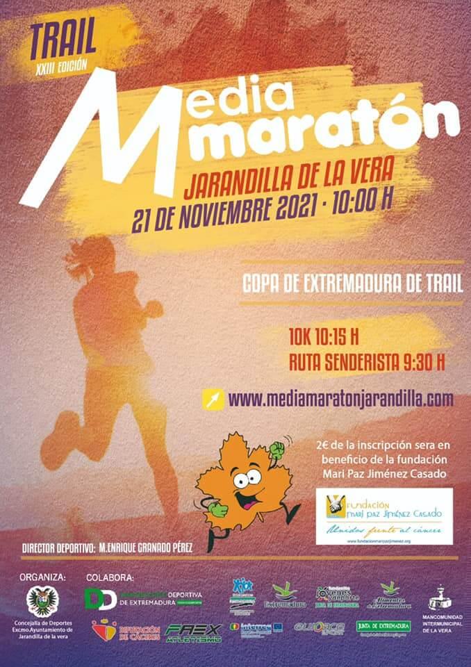XXIII Media Maratón Jarandilla de la Vera