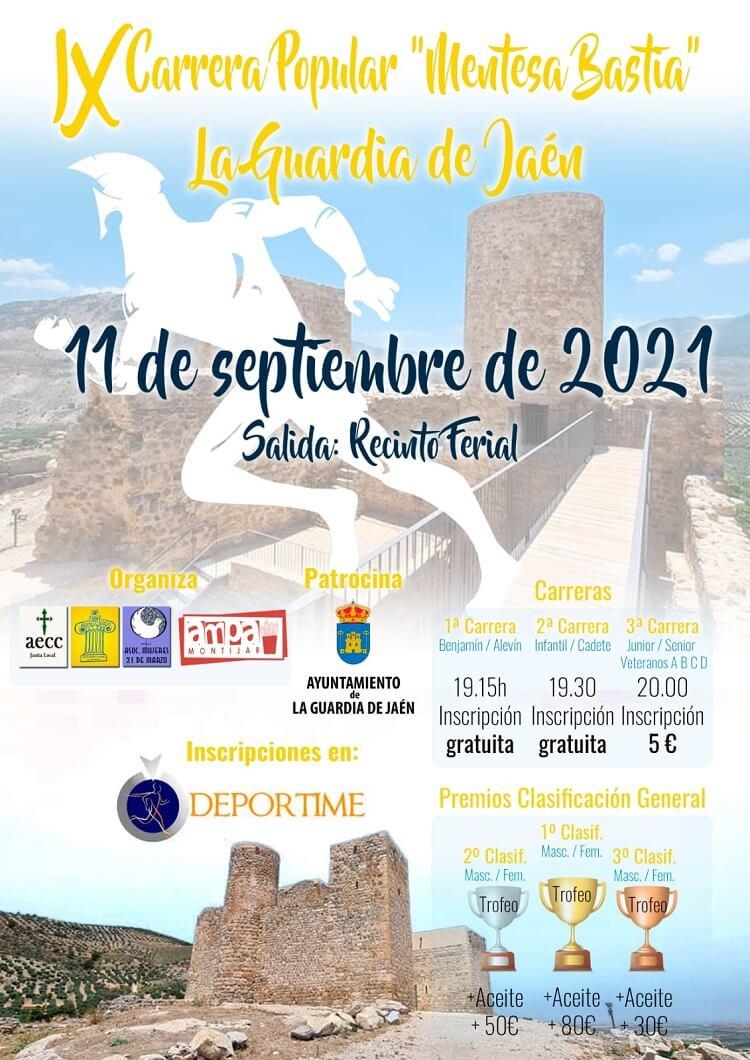 IX Carrera Popular Mentesa Bastia