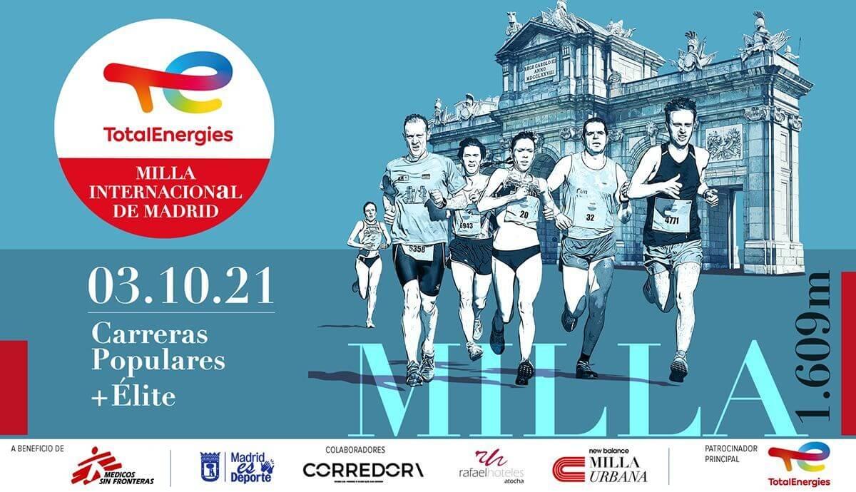 I TotalEnergies Milla Internacional de Madrid
