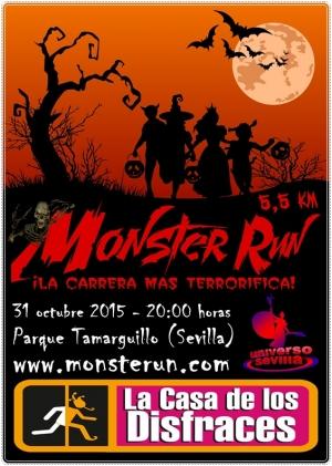 Carrera Sevilla Monster Run