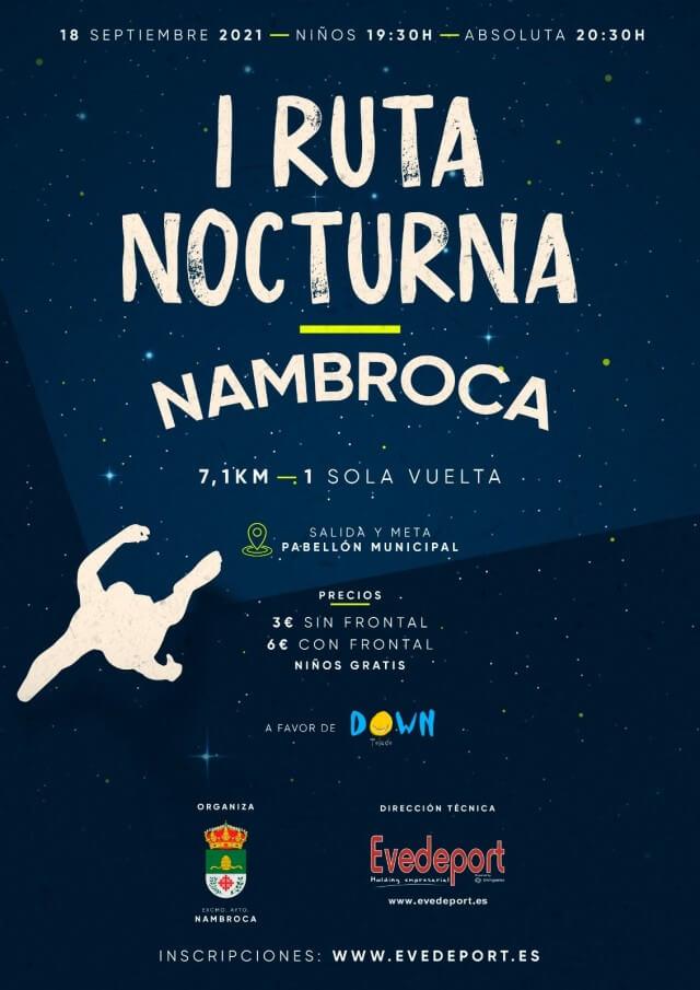 I Ruta Nocturna Nambroca