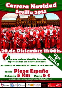 Carrera Carrera de Navidad en Sevilla