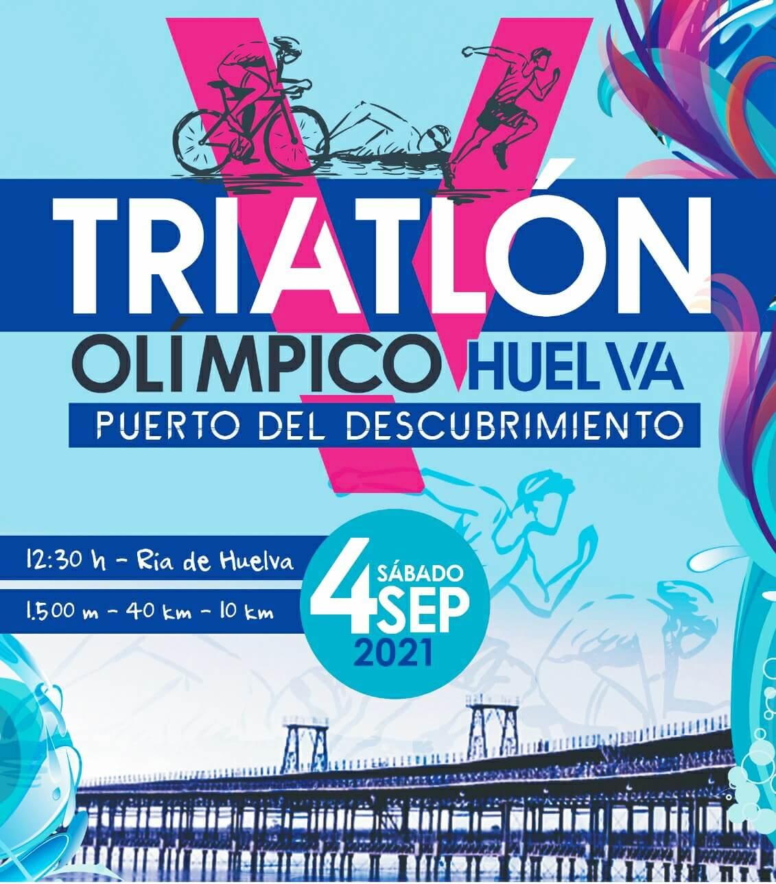 Triatlón Olímpico Huelva Puerto del Descubrimiento