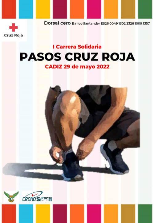 I Carrera Solidaria PASOS CRUZ ROJA
