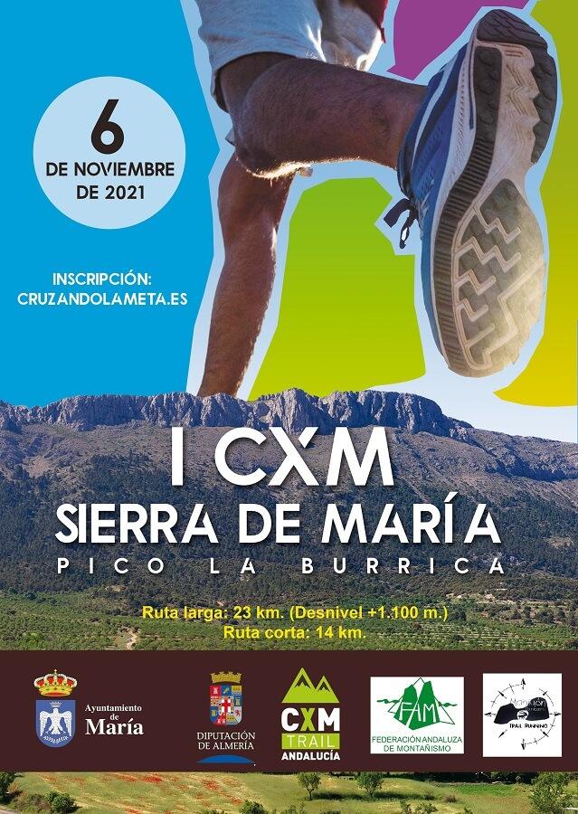 I CxM Sierra de María Pico la Burrica