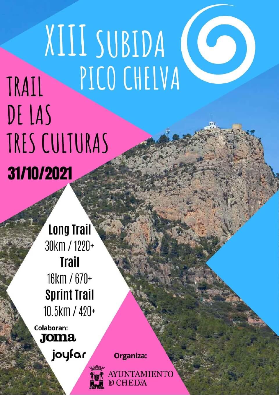 XIII Edición de la Subida al Pico de Chelva