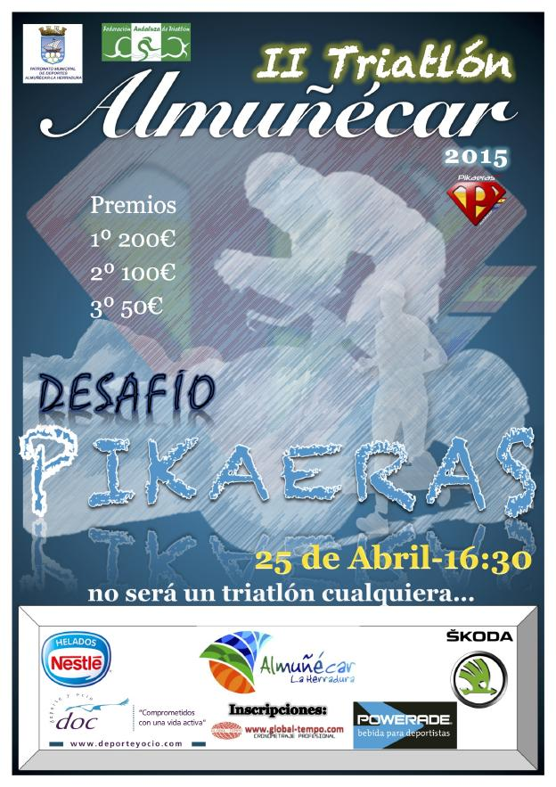 II Triatlon Almuñecar Desafio Pikaeras