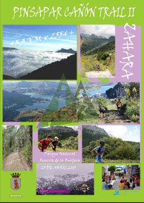 II Pinsapar Cañón Trail