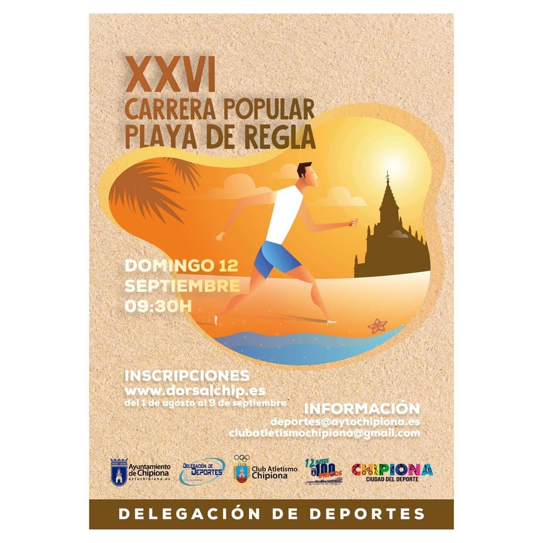 XXIV Carrera Popular Playa de Regla
