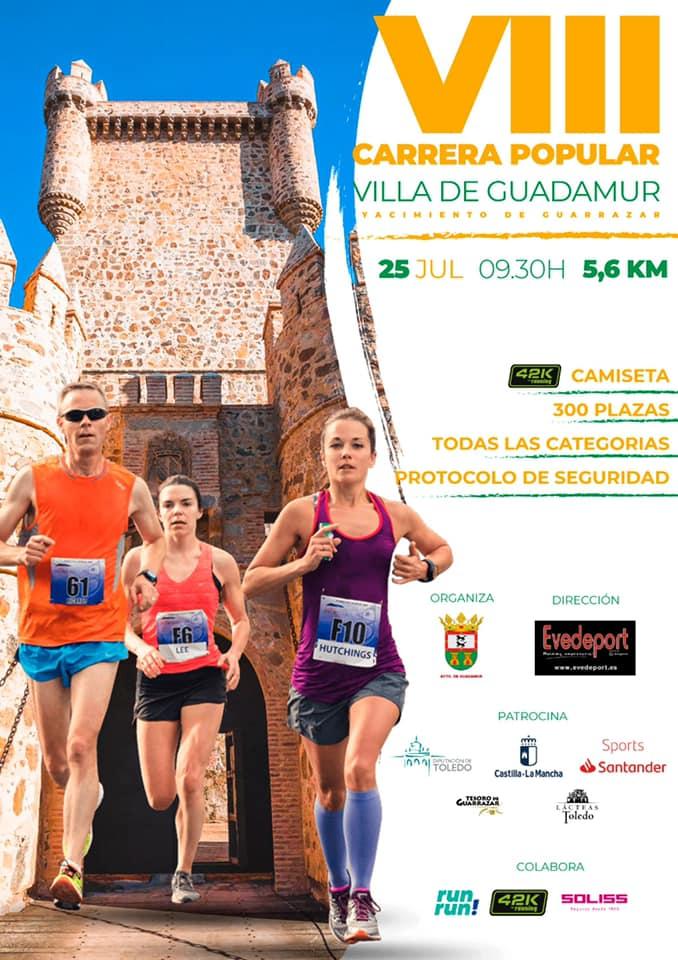 VIII Carrera Popular Villa de Guadamur