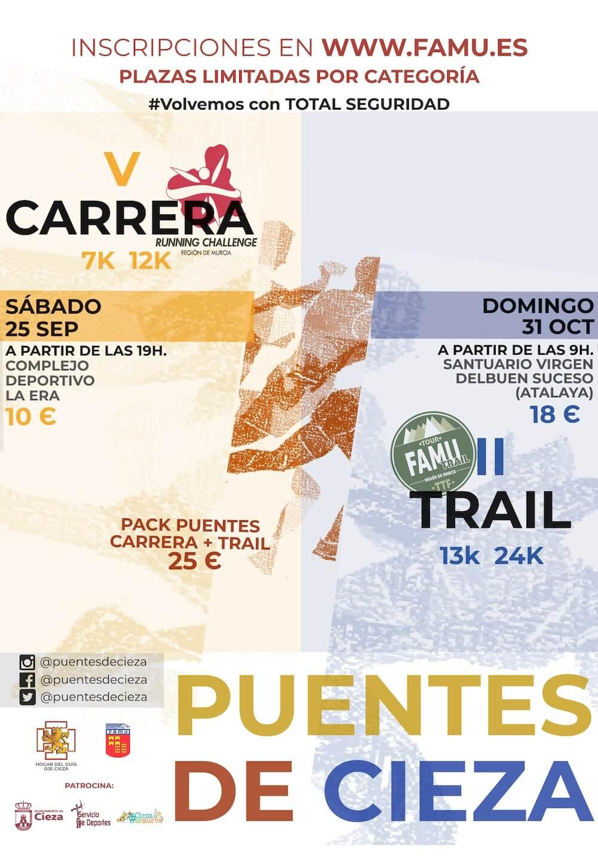 II OJE Trail Puentes de Cieza