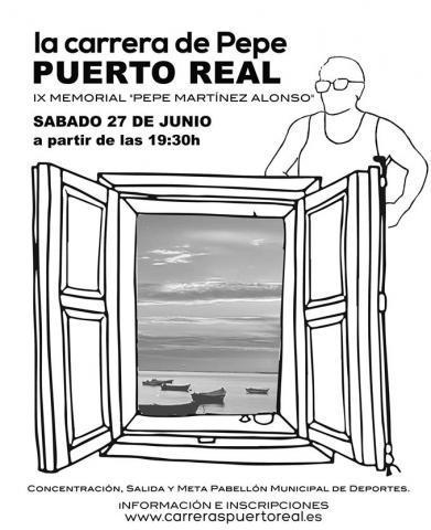 Carrera La Carrera de Pepe Puerto Real